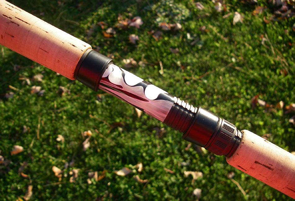 Browning steelhead rod reborn for Fishing rod repair shops near me